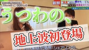 【メディア掲載 】「キャッチ!」(中京テレビ 日テレ系列)編(2021年2月)